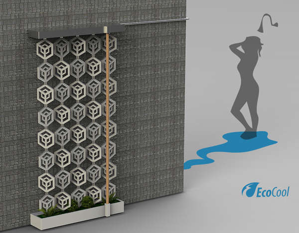 Eco Shower Air Conditioners