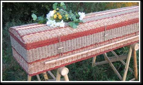 Biodegradable Caskets
