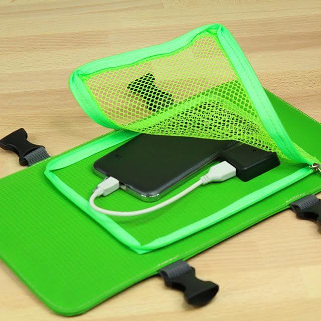 Solar-Powered Backpacks