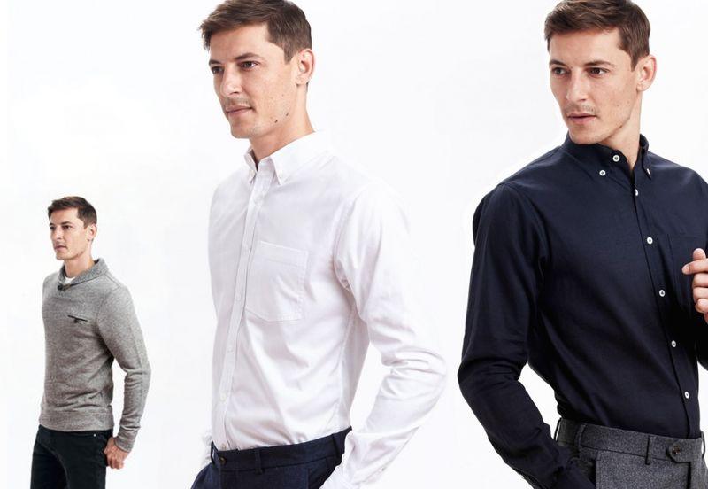 Anti-Fast Fashion Menswear