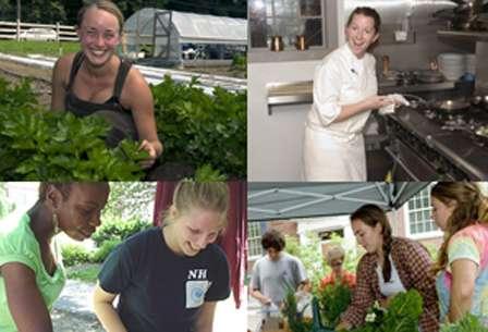 Collegiate EcoGastronomy Programs