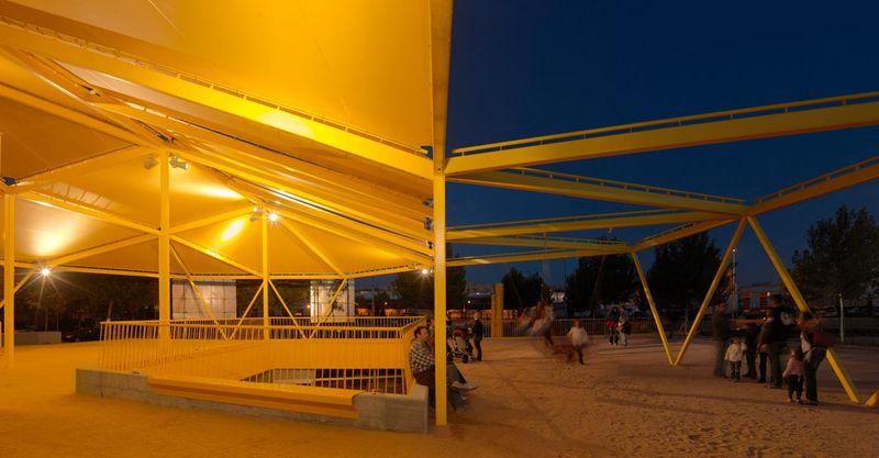 Forward-Thinking Eco Plazas