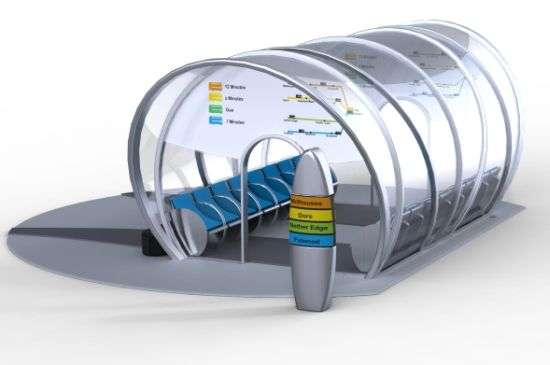 Sustainable Bus Stops