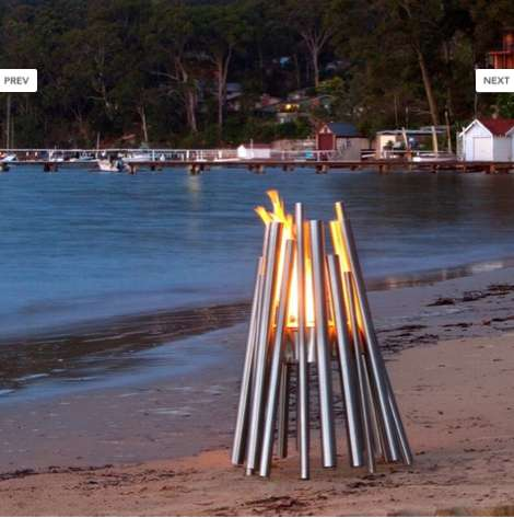 Environmentally Friendly Bonfires