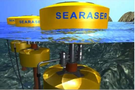 Seawater Energy Devices