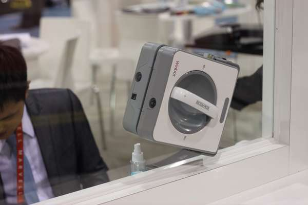 Robot Window Cleaners Ecovac Winbot