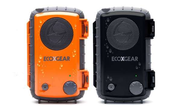 ECOXPRO waterproof speaker case