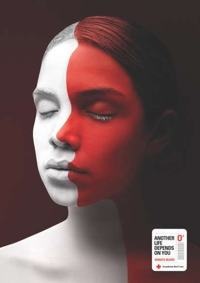 Ecuadorian Red Cross campaign