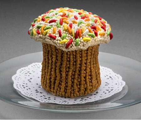 Cable-Knit Confections