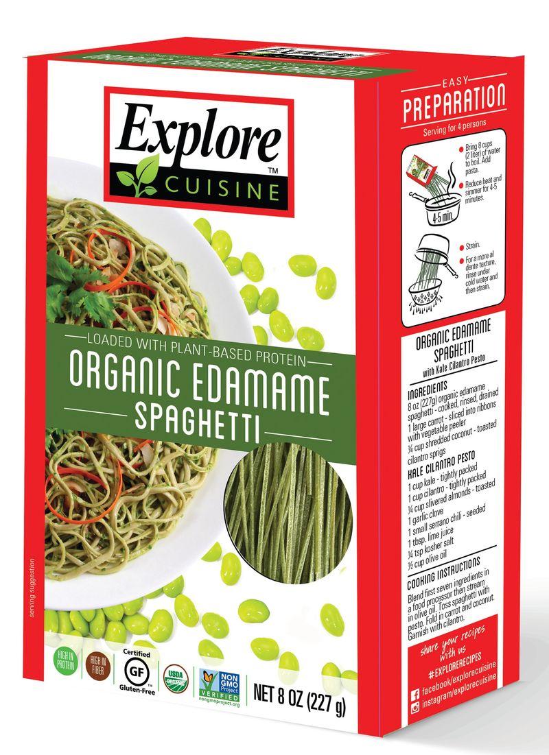 Vegetable-Based Noodles