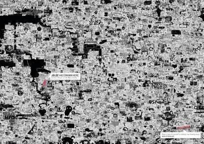 Self-Expressing Map Ads