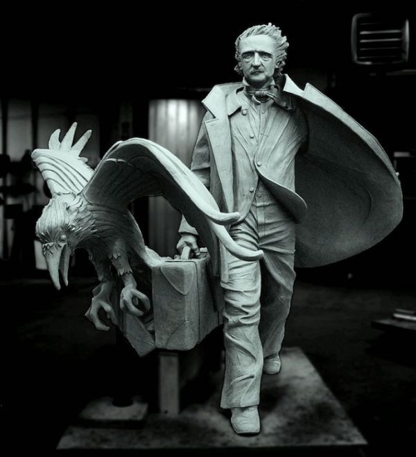 Life-Sized Literary Figure Statues