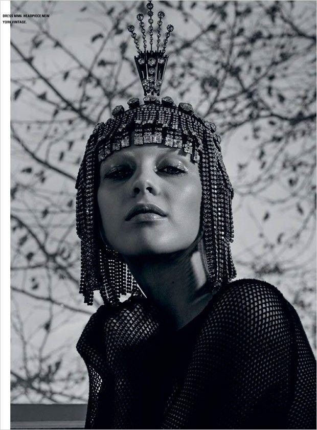 Costumed Couture Editorials