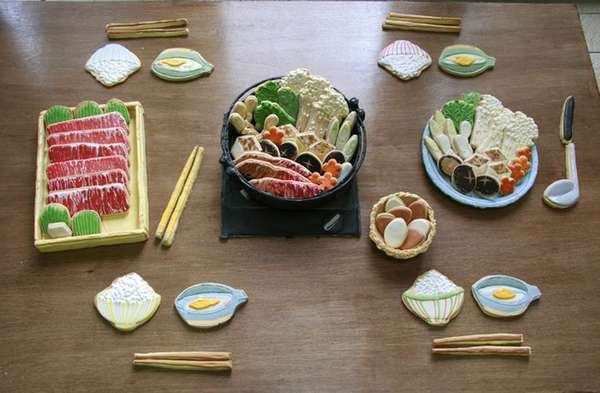 edible art cookies