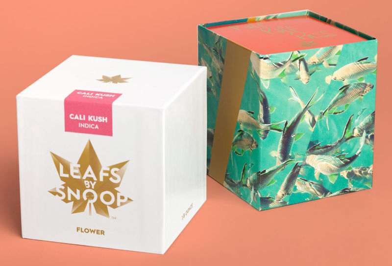 Edible Cannabis Product Packaging