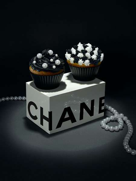 Haute Couture Cupcakes