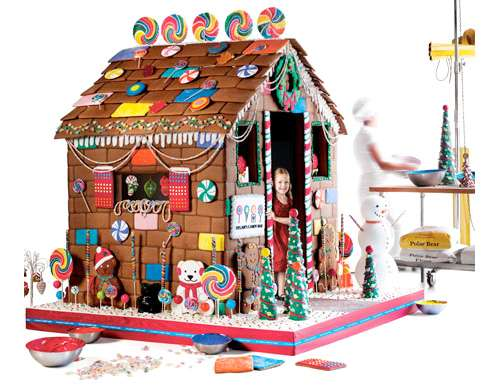 Huge Delectable Dollhouses