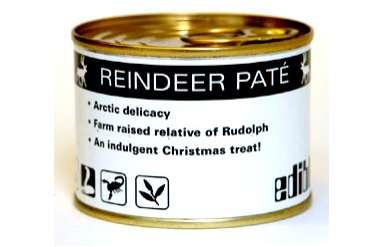 Reindeer Pate