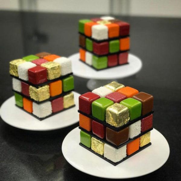 Nostalgic Puzzle Desserts