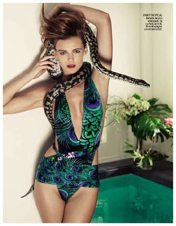 edita vilkeviciute for vogue espana april 2010