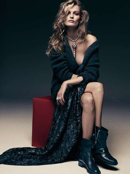 Edita Vilkeviciute Vogue Germany
