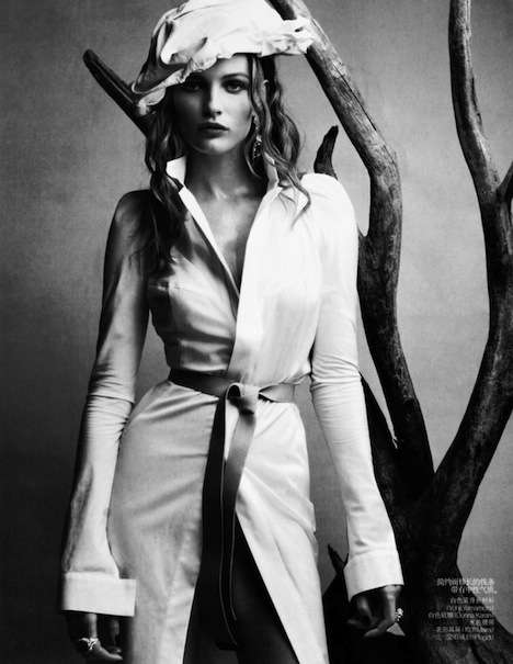 White Bonnet Editorials