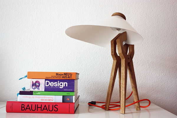 Clamp Table Lamps