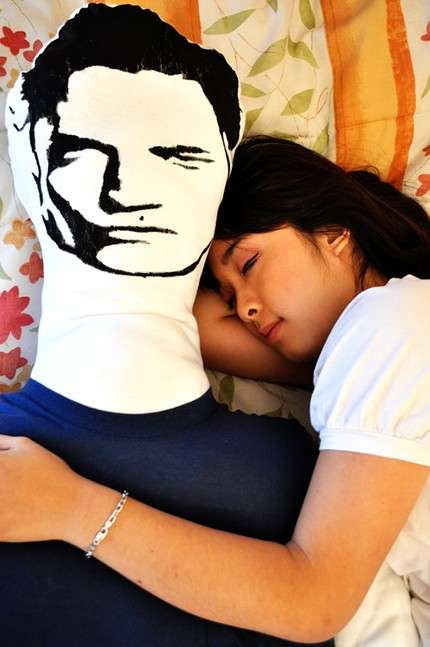 Robert Pattinson Pillows