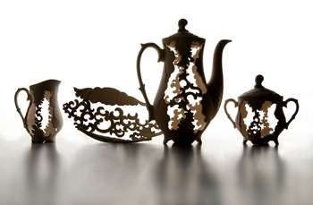 Cut-Out Tea Sets