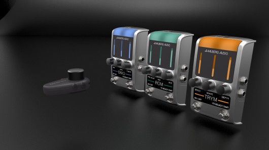 Wireless Guitar Pedals