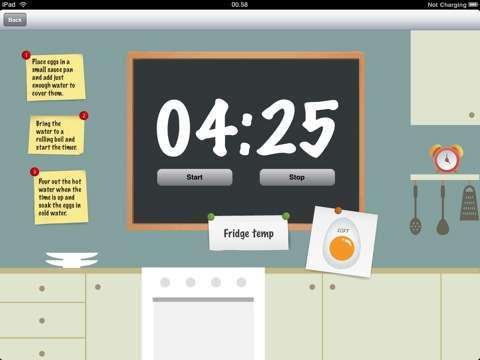 Kitchen-Savvy Apps