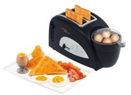 Egg Boiling Toasters