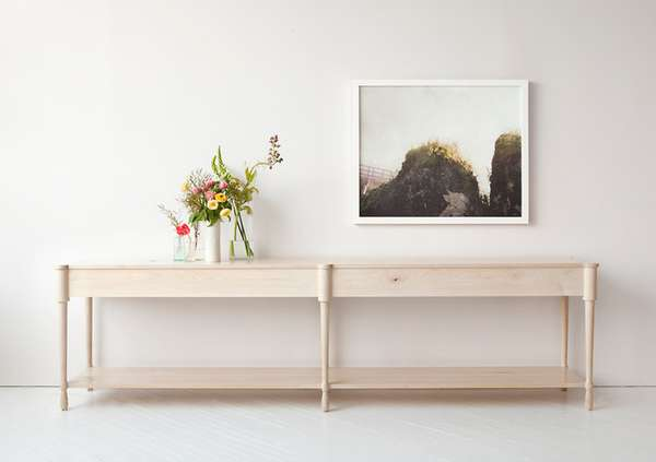 Modern Nature-Inspired Furniture