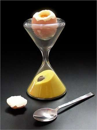 Hourglass Breakfast Timers