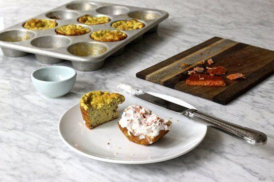 Grain-Free Egg Muffins