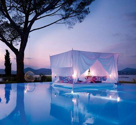 Exotic Outdoor Beds