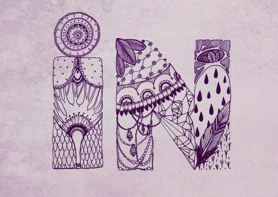 Whimsical Sketch Typography