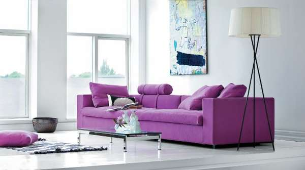Contemporary Chic Couches