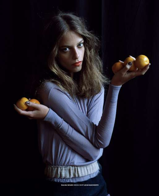 Mysterious Fruit-Bearing Photography