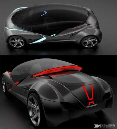 Stylin' Interactive Supercars
