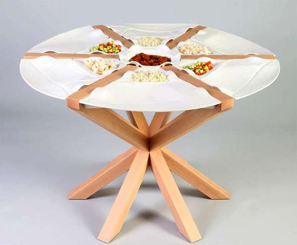 Plate Table Tops