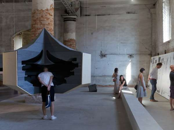 Sneak-Peek Architectural Installations