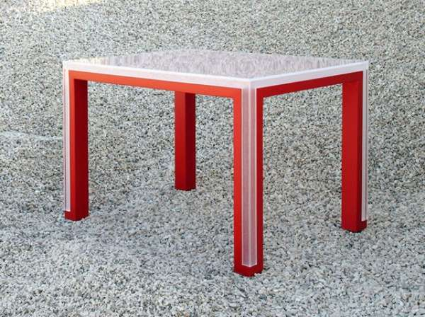 Stacked Table Sets