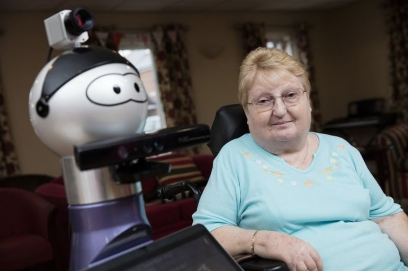 Elderly-Assisting Robots