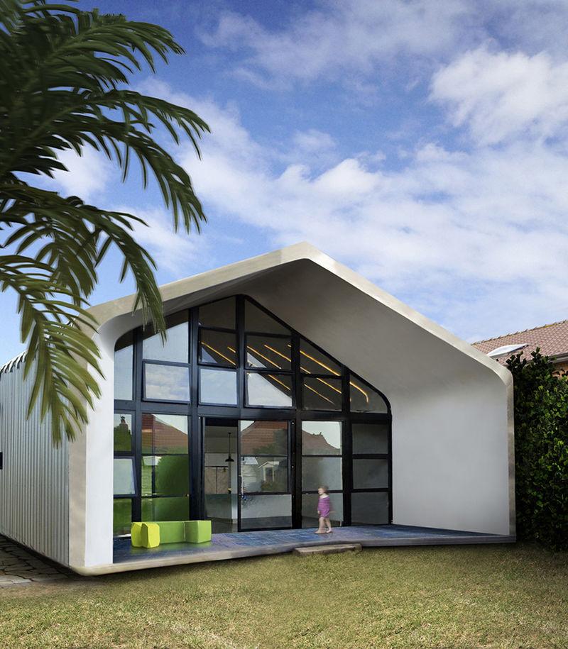 Contemporary Elderly Housing