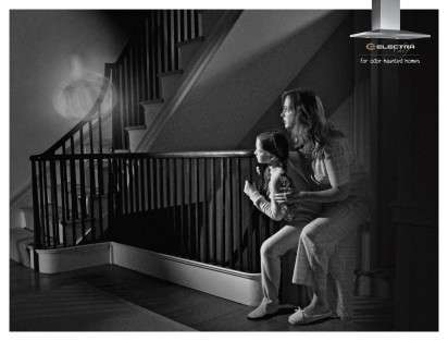 Apparition Aroma Ads