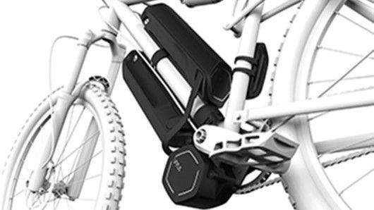 E-Bike Transforming Gadgets