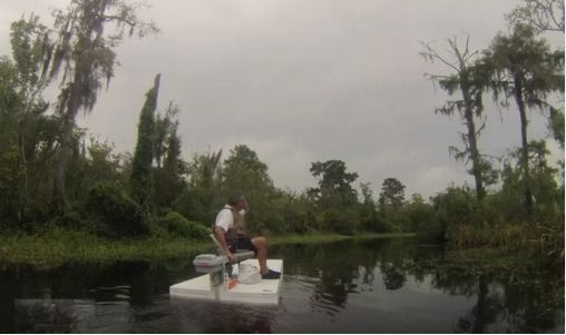 Solar-Powered Electric Boats