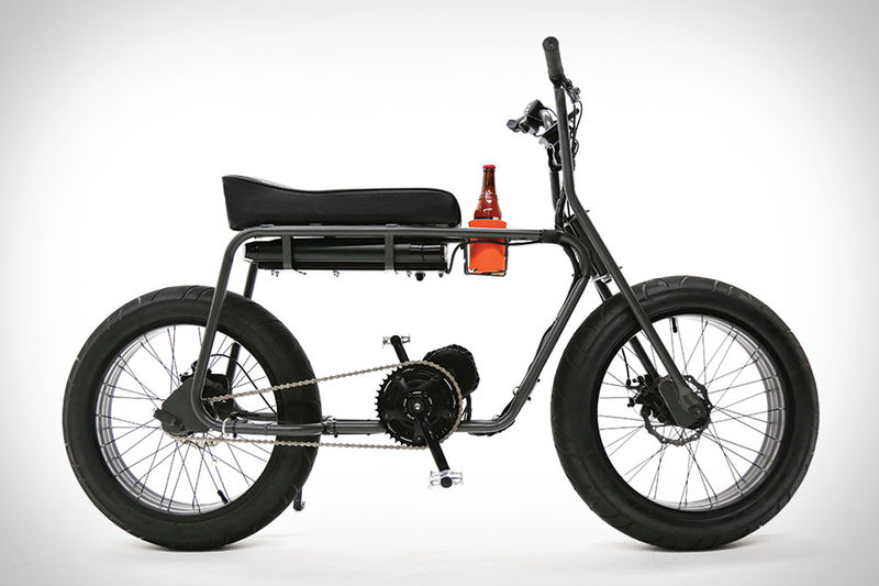 Multi-Terrain Electric Bikes