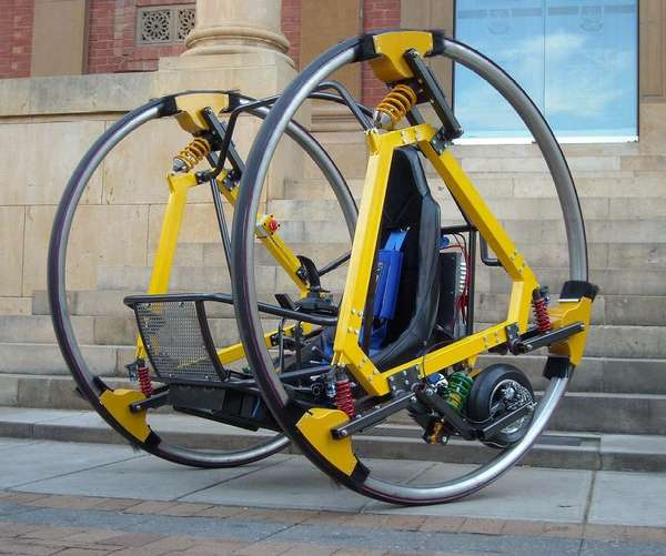 Eco Caged Wheelers